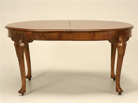 Chippendale Dining Table Chippendale Dining Table In Burl Walnut For Sale At 1stdibs