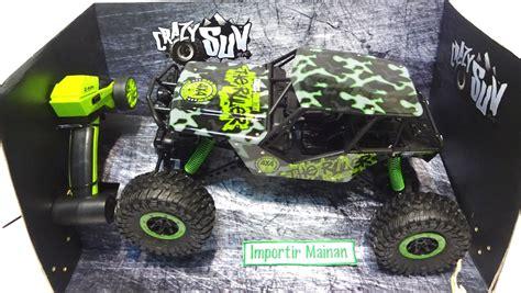 Brg 170139 Mainan Rc Rock Crawler 2 4ghz Rapid Speed 1 16 Scale jual rc rock crawler hb p1003 2 4ghz scale 1 10 rc