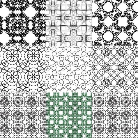 illustrator free transform tool and pattern graphic free seamless floral vector patterns graphics