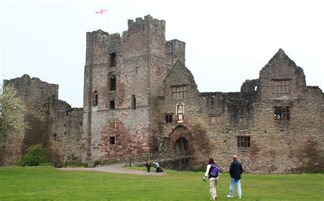 Castle L by Ludlow Castle