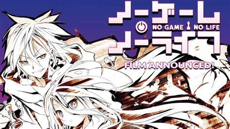 cinemaxx no game no life anime news no game no life movie announced youtube