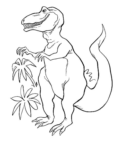 iguanodon coloring pages