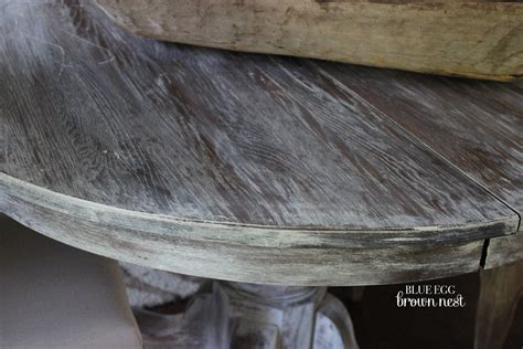 sloan chalk paint tutorial the weathered wood look ask home design