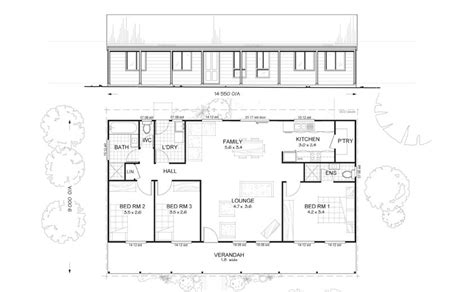 greenway 3 met kit homes 3 bedroom steel frame kit