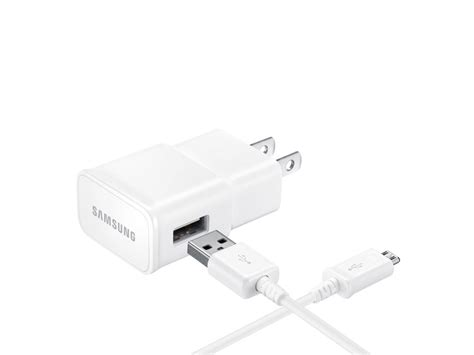 samsung mobile phone chargers adaptive fast charging wall charger detachable