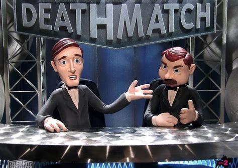 celebrity deathmatch let s get it on let s get it on mtv is bringing back celebrity deathmatch