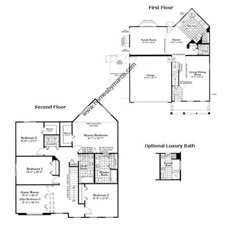 coventry homes floor plans coventry model in the neucountry estates subdivision in