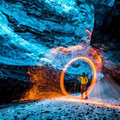 the crystal cave iceland photographing the jaw dropping crystal caves of iceland