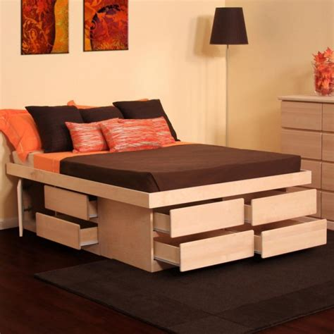 multi functional beds  storage design ideas