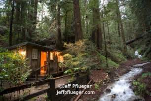 cabin by creek at deejen s big sur inn in big sur