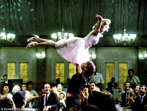 where was dirty dancing filmed woman ends up face planting after trying lift from dirty