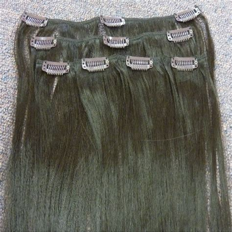 cleopatra hair extensions synthetic clip in hair extensions 6 piece set cleopatra