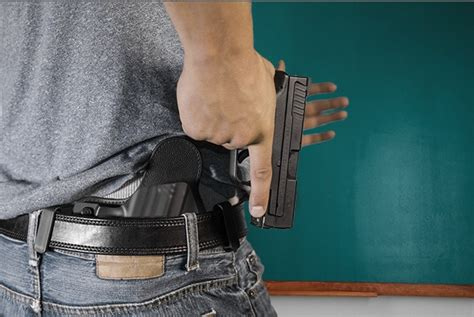 most comfortable way to carry concealed should teachers carry concealed firearms alien gear