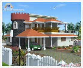 Duplex Style Kerala Style House Architecture 2390 Sq Ft Home Appliance