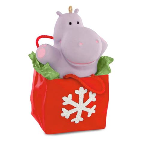 2016 i want a hippopotamus for christmas hallmark keepsake