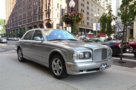 bentley for sale chicago 1999 bentley arnage stock gc958a for sale near chicago
