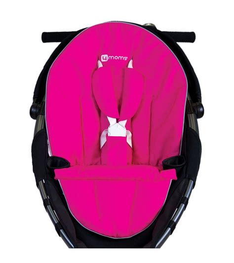 4moms Origami Car Seat - 4moms origami color kit pink seat