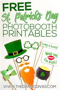 free st s day photobooth props
