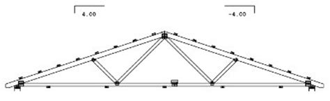 Free Downloadable House Plans by Gable Roof Truss Calculator Using Rafters Or Trusses