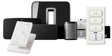 sonos now integrates for real iport lutron crestron