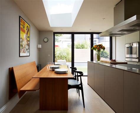 modern kitchen bench perfectly formed contemporary kitchen london by