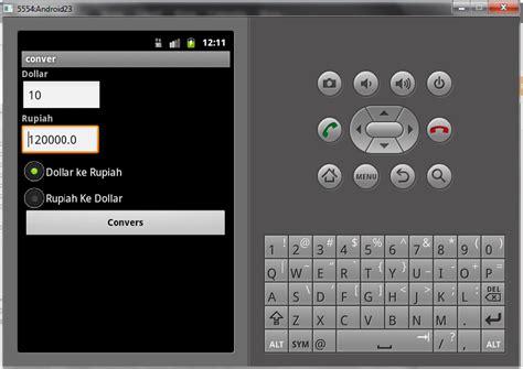 membuat aplikasi android yang menghasilkan uang membuat aplikasi android sederhana konversi mata uang