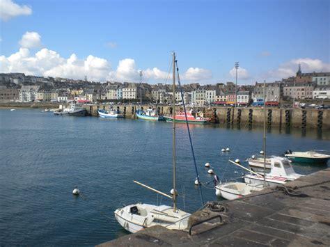 porto bretagna foto il porto di douarnenez viaggi vacanze e turismo