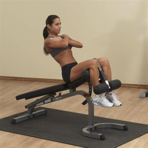 body solid sit up bench commercial free weight benches commercial fitness equipment fitnesszone com