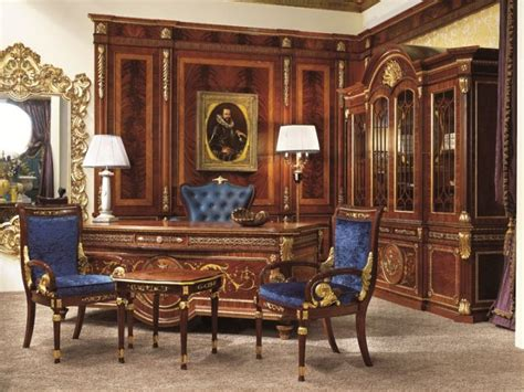vintage british home decor british empire furniture english style study room