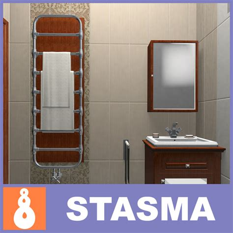 bathroom tiles models bathroom tiles 3d model