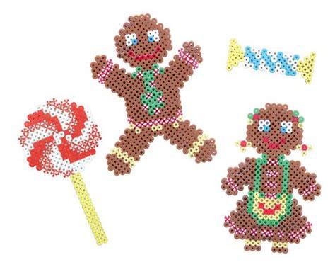 perler bead kits perler fused bead kit gingerbread hama