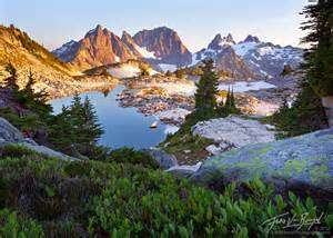 alpine lake is a class of lakes found at high altitudes it