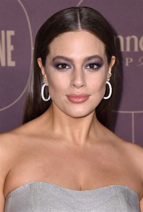 ashley graham ashley graham at delta airlines pre grammy party in new