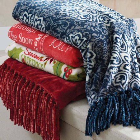 Better Homes And Gardens Throws by Better Homes And Gardens Fringe Throw Blanket