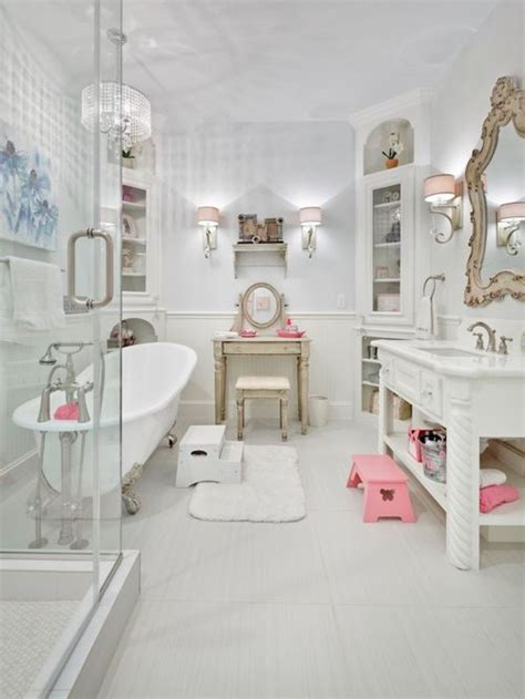 girly bathroom ideas girly bathroom houzz