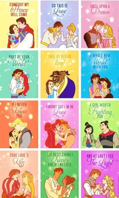 love themes in as you like it disney forever