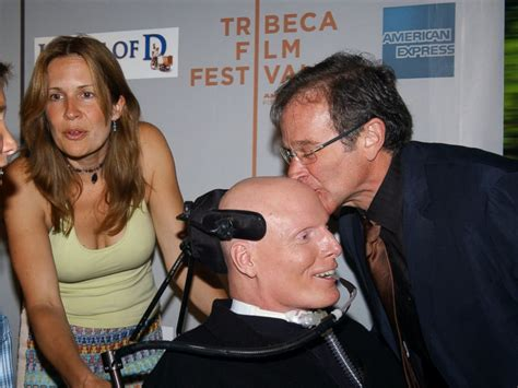 christopher reeve roommate christopher reeves son robin williams