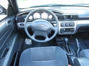 2005 Chrysler Sebring Interior 2005 Chrysler Sebring Pictures Cargurus
