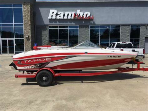 tahoe boats q5 tahoe boats q5i sf boats for sale in alabama