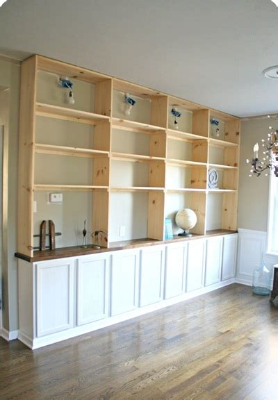 built in bookshelves diy 40 easy diy bookshelf plans guide patterns