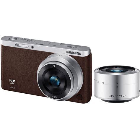 Kamera Samsung Mirrorless Nx samsung nx mini mirrorless digital ev nxf1zzb4jus b h