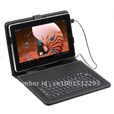 Keyboard Tablet 10 Inch free shipping usb 10 1 inch keyboard leather for 10 inch tablet pc keyboard jpg