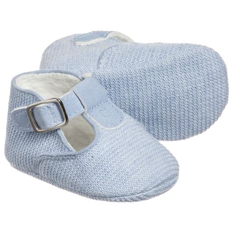 mayoral newborn boys blue pre walker shoes childrensalon