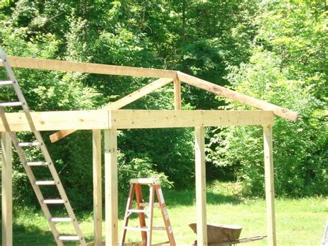 Building A Shed On A Budget by How To Build A Garden Shed On A Budget Glenribbeen