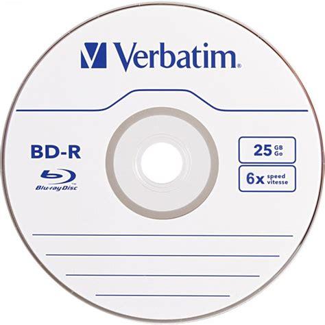 Sparepart Elektronik Bd 242 10pcs disc verbatim bd r 25 gb 6x speed in cakebox 10 pack