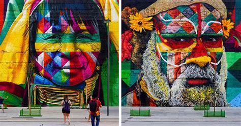 Dragon Wall Murals brazilian graffiti artist creates world s largest street