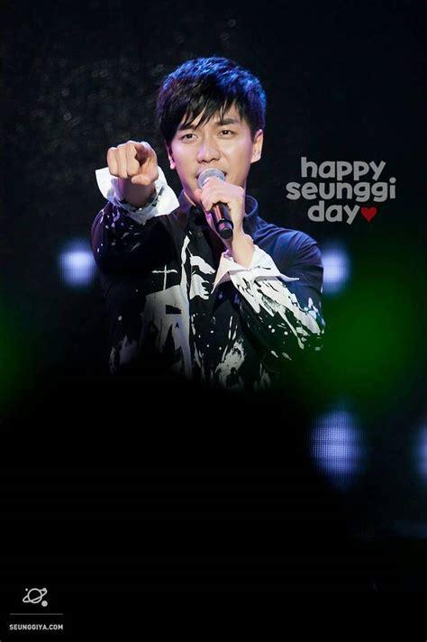 lee seung gi birthday lee seung gi 30th birthday fanpics fanvid everything