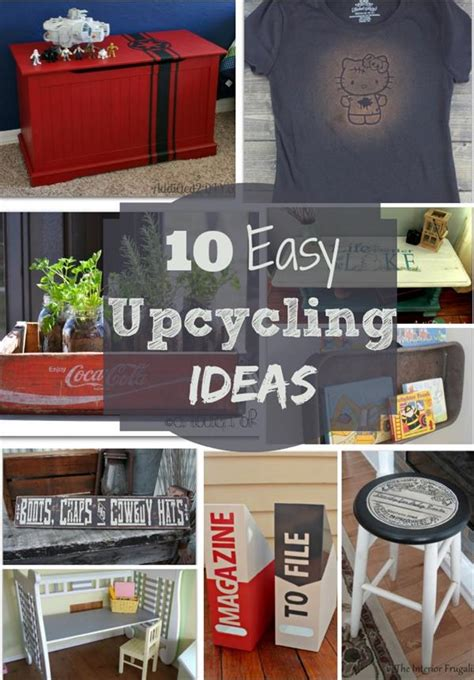 diy upcycling projects 10 diy cool upcycling ideas newnist