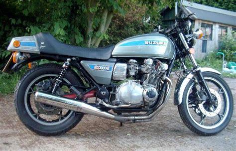 1980 Suzuki Gs1000 1980 Suzuki Gs 1000 G Moto Zombdrive