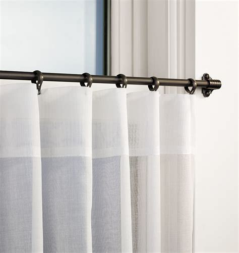 where to mount curtain rods outside mount cafe rod set rejuvenation